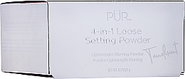 Parfüm, Parfüméria, kozmetikum Fixáló arcpúder - Pur 4-in-1 Loose Setting Powder