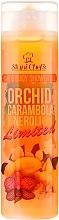 Parfüm, Parfüméria, kozmetikum Sampon hajra és testre - Hristina Stani Chef'S Orhid Carambola & Neroli Hair & Body Gel