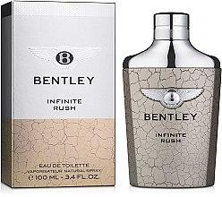 Parfüm, Parfüméria, kozmetikum Bentley Infinite Rush - Eau De Toilette
