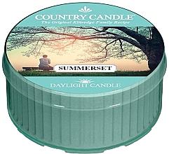 Parfüm, Parfüméria, kozmetikum Teamécses - Country Candle Summerset Daylight
