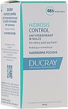Parfüm, Parfüméria, kozmetikum Izzadásgátló - Ducray Hidrosis Control Roll-On Anti-Transpirant