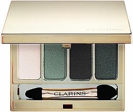 Parfüm, Parfüméria, kozmetikum Szemhéjfesték 4 árnyalat - Clarins 4-Colour Eyeshadow Palette