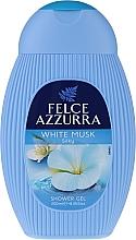 "Parfüm, Parfüméria, kozmetikum Tusfürdő ""Fehér pézsma"" - Felce Azzurra Shower-Gel"