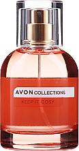 Parfüm, Parfüméria, kozmetikum Avon Collections Keep It Cozy - Eau De Toilette