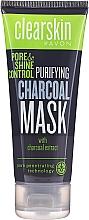 Parfüm, Parfüméria, kozmetikum Arcmaszk aktív szénnel - Avon Clearskin Pore & Shine Control Purifying Charcoal Mask