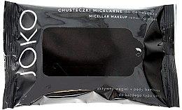Parfüm, Parfüméria, kozmetikum Micellás arctisztító kendő aktív szénnel - Joko Micellar