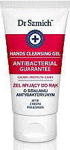 Parfüm, Parfüméria, kozmetikum Kézfertőtlenítő - Dr. Szmich Antibacterial Hands Cleansing Gel