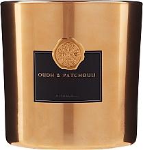 Parfüm, Parfüméria, kozmetikum Illatosított gyertya - Rituals Private Collection Black Oudh Scented Candle