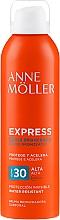 Parfüm, Parfüméria, kozmetikum Napozó spray - Anne Moller Express Bruma Body Tanning Spray SPF30