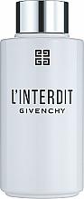 Parfüm, Parfüméria, kozmetikum Givenchy L'Interdit - Fürdőolaj
