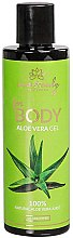 Parfüm, Parfüméria, kozmetikum Testápoló gél aloe verával - One&Only Cosmetics For Body Aloe Vera Gel
