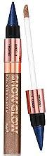 Parfüm, Parfüméria, kozmetikum Szemhéjfesték-ceruza 2 az 1-ben - Avon Show Glow Dual Eye Shadow