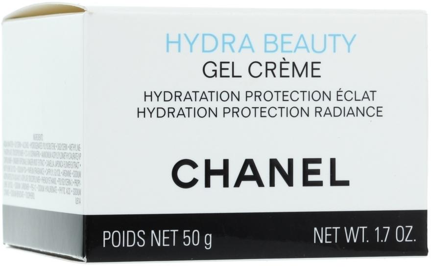 Hidratáló gél-krém - Chanel Hydra Beauty Gel Creme