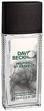 Parfüm, Parfüméria, kozmetikum David Beckham Inspired by Respect - Dezodor
