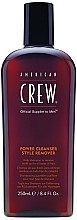 Parfüm, Parfüméria, kozmetikum Mélytisztító sampon gyakori használatra - American Crew Power Cleanser Style Remover