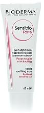Parfüm, Parfüméria, kozmetikum Nyugtató arckrém - Bioderma Sensibio Forte Reddened Sensitive Skin