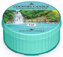Parfüm, Parfüméria, kozmetikum Teamécses - Country Candle Fiji Daylight