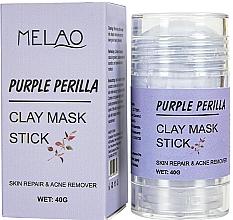 """Parfüm, Parfüméria, kozmetikum Maszk stift arcra """"Purple Perilla""""  - Melao Purple Perilla Clay Mask Stick"""