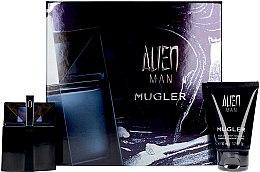 Parfüm, Parfüméria, kozmetikum Mugler Alien Man Gift Set - Szett (edt/50ml+b/shm/50ml)