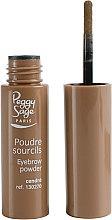 Parfüm, Parfüméria, kozmetikum Szemöldök púder - Peggy Sage Eyebrow Powder