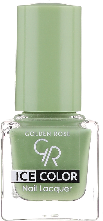 Körömlakk - Golden Rose Ice Color Nail Lacquer