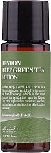 Parfüm, Parfüméria, kozmetikum Hidratáló tonik zöld teával - Benton Deep Green Tea Lotion (mini)