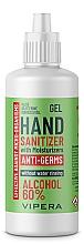 Parfüm, Parfüméria, kozmetikum Hidratáló kézfertőtlenítő - Vipera Hydrating Antibacterial Hand Gel
