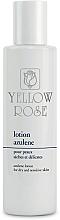 Parfüm, Parfüméria, kozmetikum Azulén krém száraz és érzékeny bőrre E-vitaminnal és allantoinnal - Yellow Rose Lotion Azulene