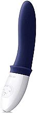 Parfüm, Parfüméria, kozmetikum Prosztata vibrátor - Lelo Billy 2 Deep Blue Luxury Rechargeable Massager