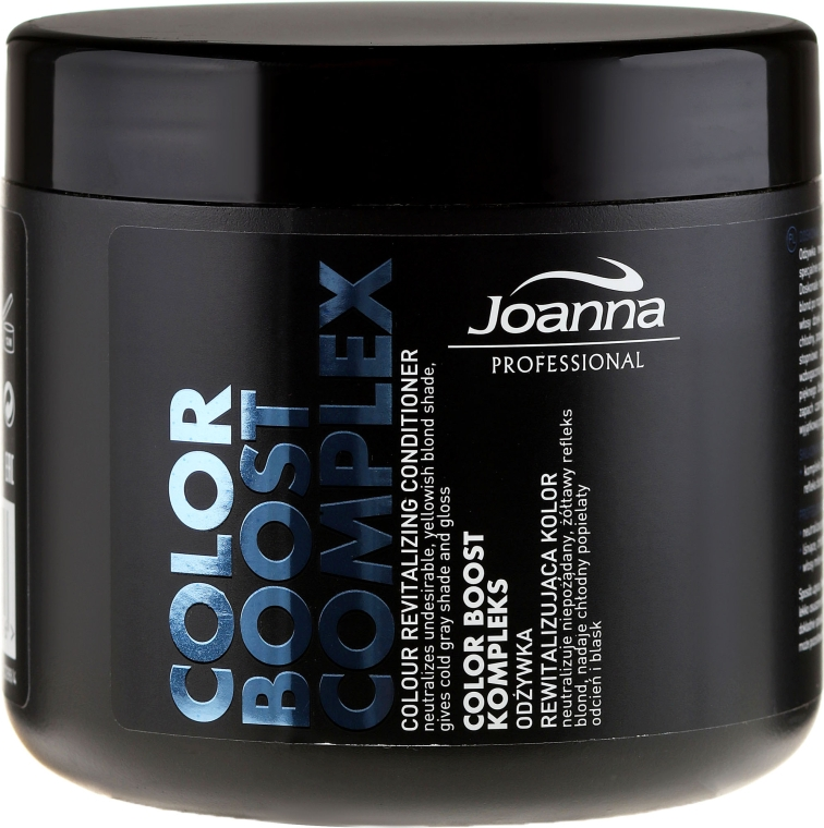 Helyreállító kondicionáló szőke és ősz hajra - Joanna Professional Color Revitalizing Conditioner