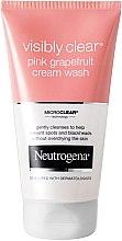 Parfüm, Parfüméria, kozmetikum Tisztító krém - Neutrogena Visibly Clear