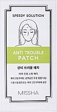 Parfüm, Parfüméria, kozmetikum Gyógyjatású tapasz miteszer kezelésére - Missha Speedy Solution Anti Trouble