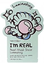Parfüm, Parfüméria, kozmetikum Anyagmaszk arcra gyöngy kivonattal - Tony Moly I Am Pearl Sheet Mask