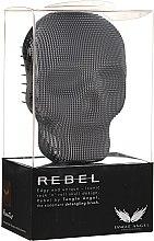 Parfüm, Parfüméria, kozmetikum Hajkefe - Tangle Angel Rebel Brush Black Chrome