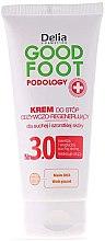 Parfüm, Parfüméria, kozmetikum Lábkrém, tápláló és regeneráló - Delia Good Foot Conditioning Regenerating Foot Cream