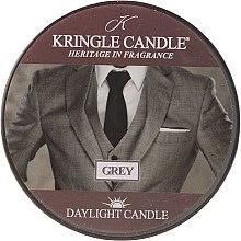 Parfüm, Parfüméria, kozmetikum Tea illatgyertya - Kringle Candle Grey Daylight