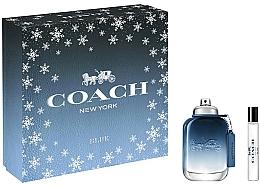 Parfüm, Parfüméria, kozmetikum Coach Blue - Szett (edt/60ml+ edt/7.5ml)