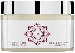 Parfüm, Parfüméria, kozmetikum Erősítő testápoló krém - Ren Moroccan Rose Otto