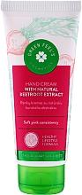Parfüm, Parfüméria, kozmetikum Kézkrém répakivonattal - Green Feel's Hand Cream With Beetroot Extract