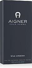 Parfüm, Parfüméria, kozmetikum Aigner Blue Emotion - Eau De Toilette