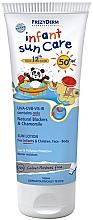 Parfüm, Parfüméria, kozmetikum Napvédő lotion gyermekeknek - Frezyderm Infant Sun Care Spf 50+