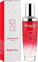 Parfüm, Parfüméria, kozmetikum Feszesítő arctonik keramidokkal - FarmStay Ceramide Firming Facial Toner