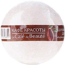"""Parfüm, Parfüméria, kozmetikum Pezsgő fürdőgolyó """"Kávé-csokoládé sörbet"""" - Le Cafe de Beaute Bubble Ball Bath"""