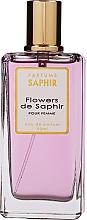 Parfüm, Parfüméria, kozmetikum Saphir Parfums Flowers de Saphir - Eau De Parfum