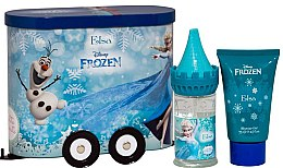 Parfüm, Parfüméria, kozmetikum Disney Frozen - Szett (edt/50 + sh/gel/75)