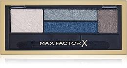 Parfüm, Parfüméria, kozmetikum Szemhéj és szemöldökfesték - Max Factor Smokey Eye Drama Kit 2-IN-1 Eyeshadow and Brow Powder