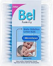 Parfüm, Parfüméria, kozmetikum Fültisztító pálcika - Bel Family Cotton Buds