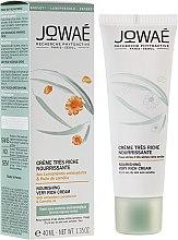Parfüm, Parfüméria, kozmetikum Tápláló gazdag arckrém - Jowae Nourishing Very Rich Cream