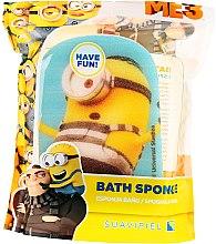 """Parfüm, Parfüméria, kozmetikum Gyerek fürdőszivacs """"Minions"""", sárga, Kárl - Suavipiel Minnioins Bath Sponge"""
