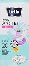 Parfüm, Parfüméria, kozmetikum Tisztasági betét, Panty Aroma Fresh, 20 db - Bella